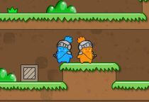 Twin Cat Warrior 1