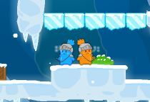 Twin Cat Warrior 2